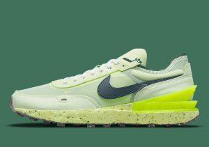 "Nike Waffle One ""Neon Green"""