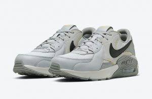 Nike Air Max Excee Pure Platinum/Particle Grey-Wolf Grey-Black