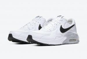 Nike Air Max Excee White/Pure Platinum-Black