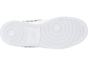 Nike Court Vision Low White/Desert Sand