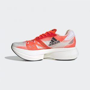 Adidas Adizero Prime X Cloud White/Carbon/Solar Red