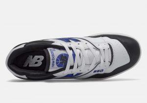 New Balance 550 Team Royal