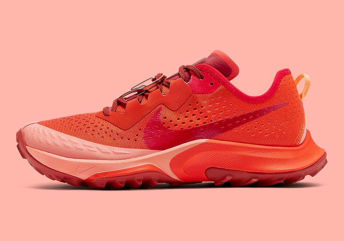 Nike Air Zoom Terra Kiger 7 Team Orange/Total Orange/Crimson Bliss/University Red