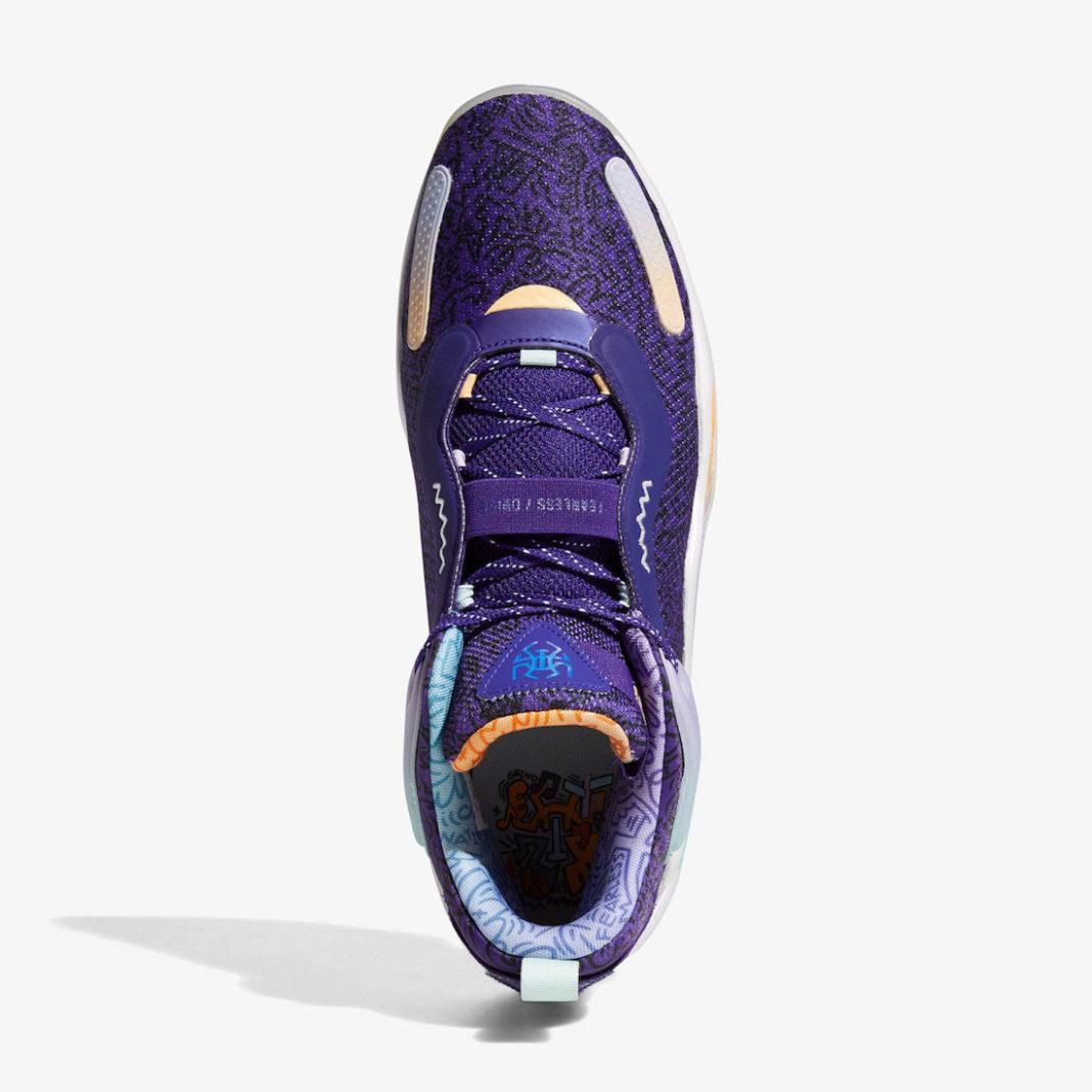 "adidas DON Issue 3 ""Jazz"""