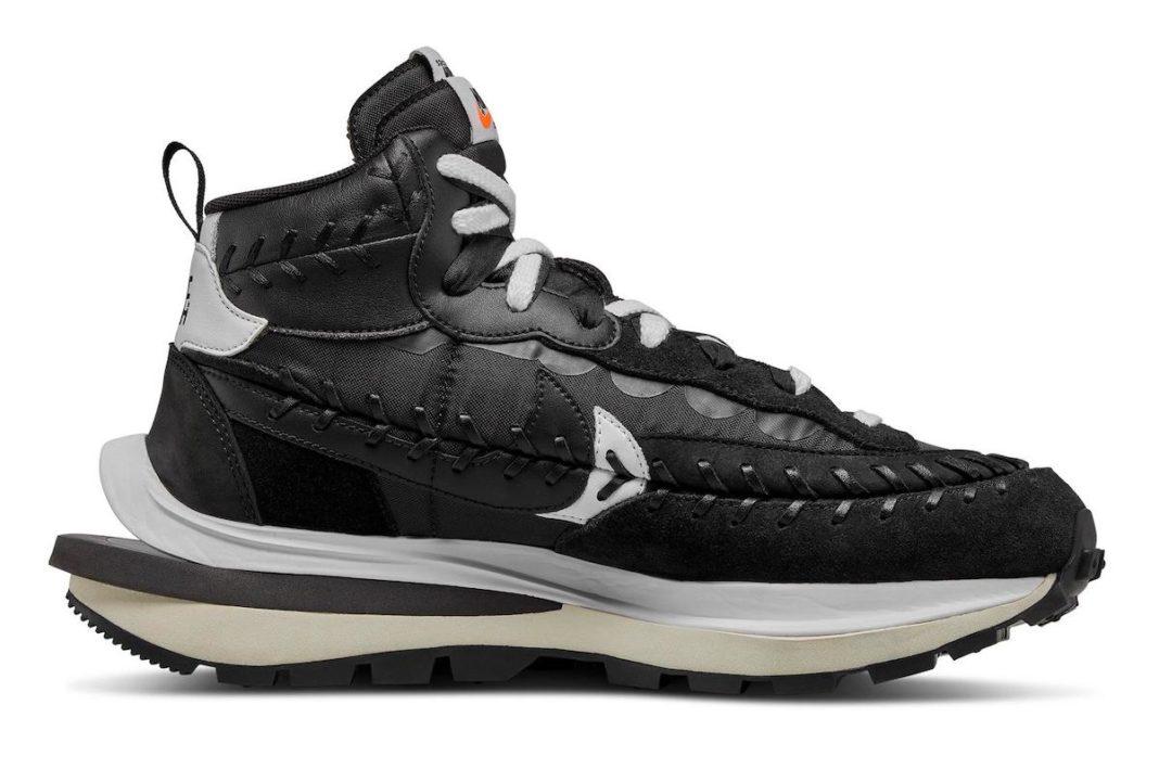 Sacai x Jean Paul Gaultier x Nike VaporWaffle
