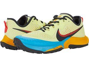 Nike Air Zoom Terra Kiger 7 Limelight/Laser Blue/Dark Sulphur/Off Noir