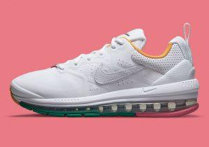 Nike Air Max Genome White/Multi/Color