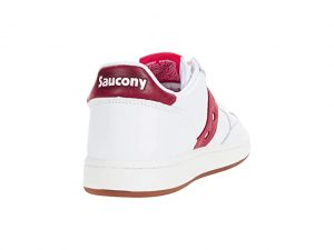 Saucony Jazz Court White/Red