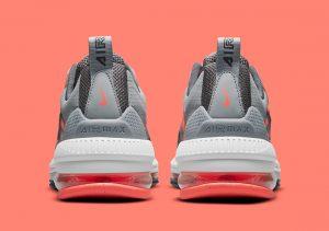 Nike Air Max Genome Light Smoke Grey/Iron Grey/Bright Mango/Summit White/Grey Fog