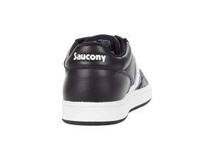Saucony Jazz Court Black/White