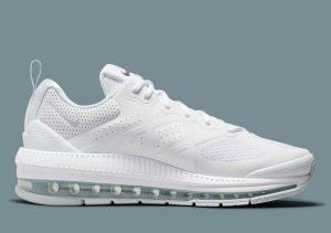 Nike Air Max Genome White/Black