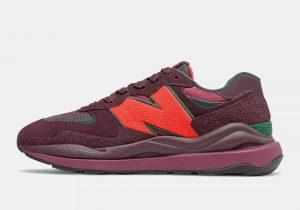 New Balance 57/40 Pink/Glo