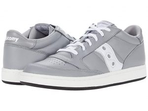Saucony Jazz Court Grey/White