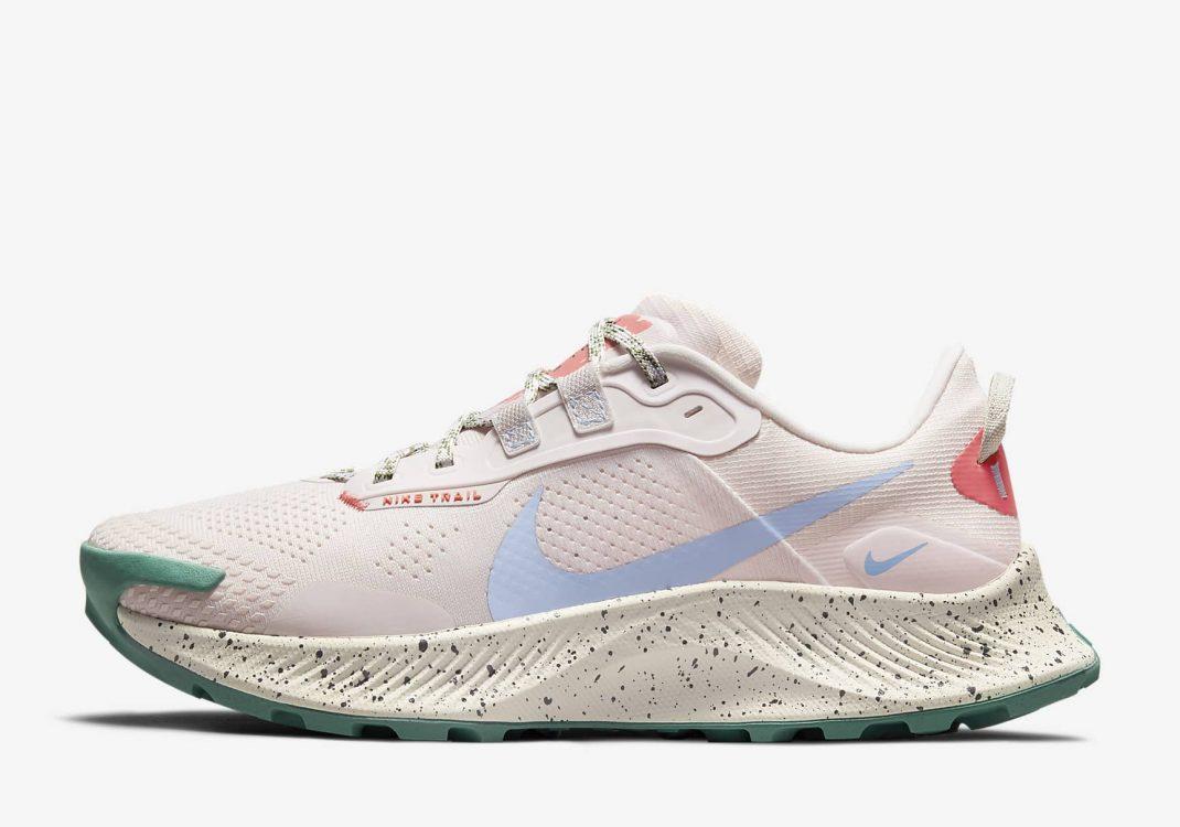 Nike Pegasus Trail 3 Light Soft Pink/Magic Ember/Bicoastal/Aluminum