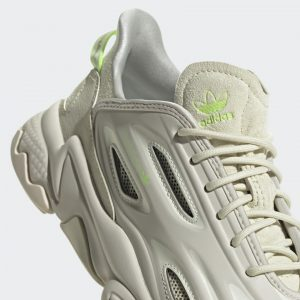 Adidas Ozweego Celox White/Sand/Signal Green