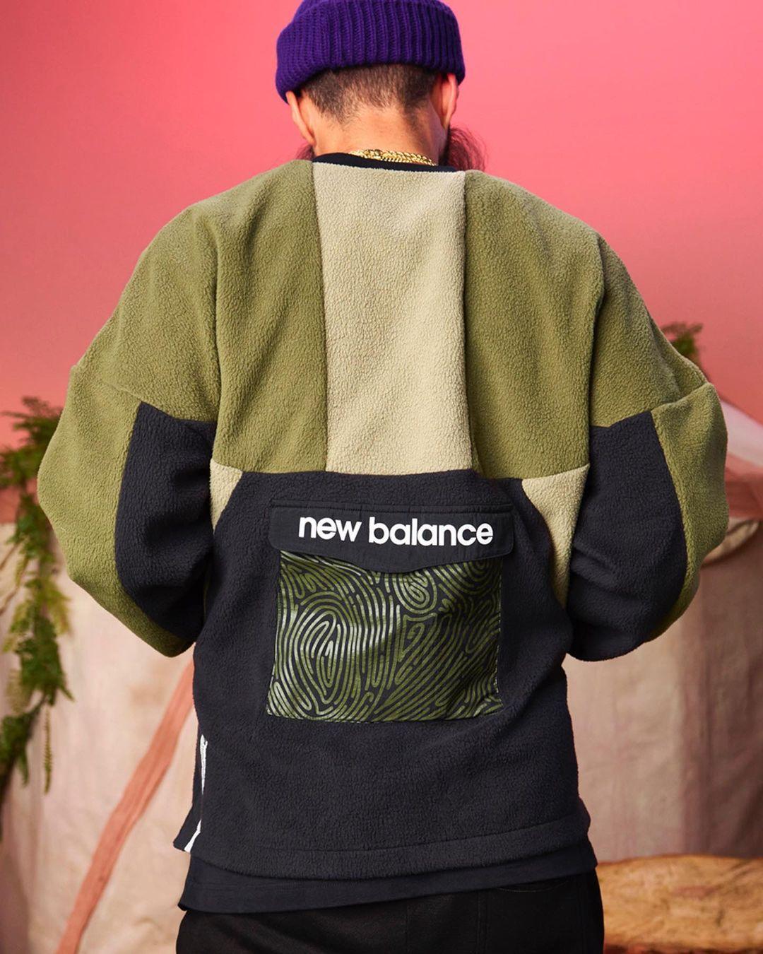 Salehe Bembury x New Balance «YURT»
