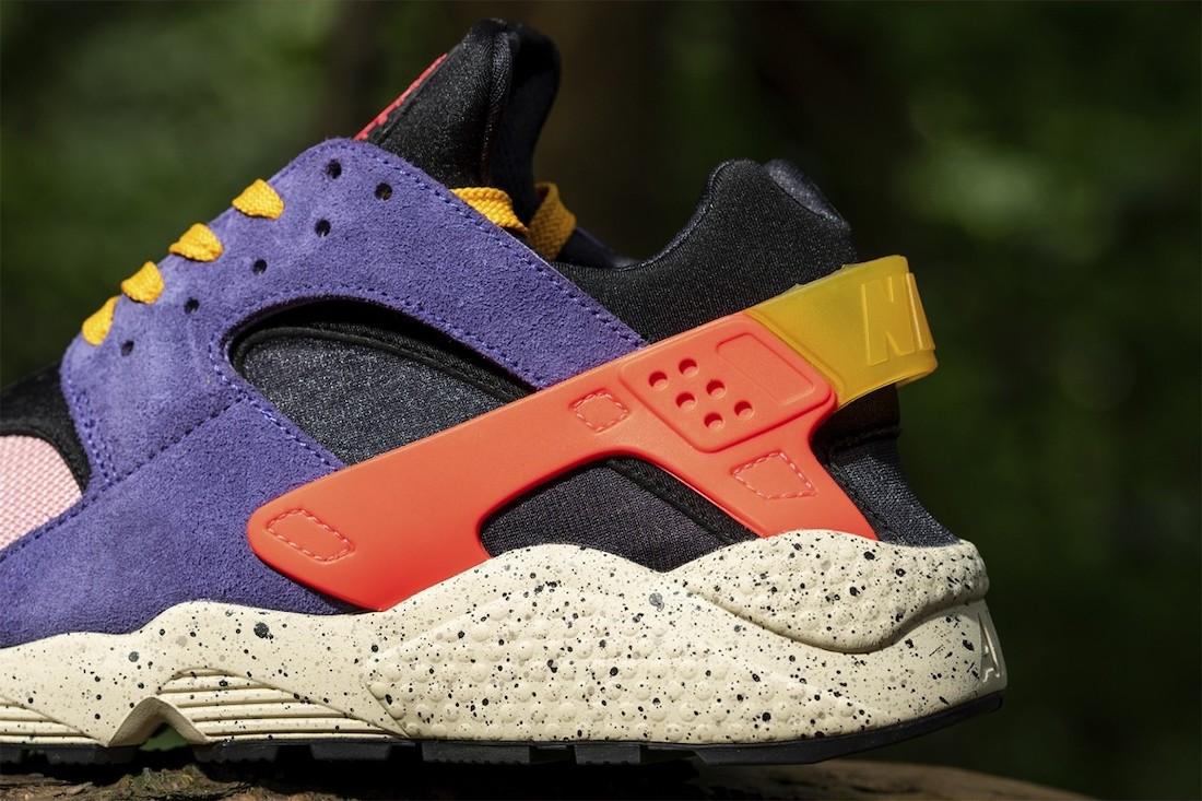 size? x Nike Air Huarache