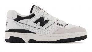 New Balance 550 White/Black