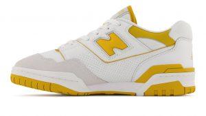 New Balance 550 Yellow