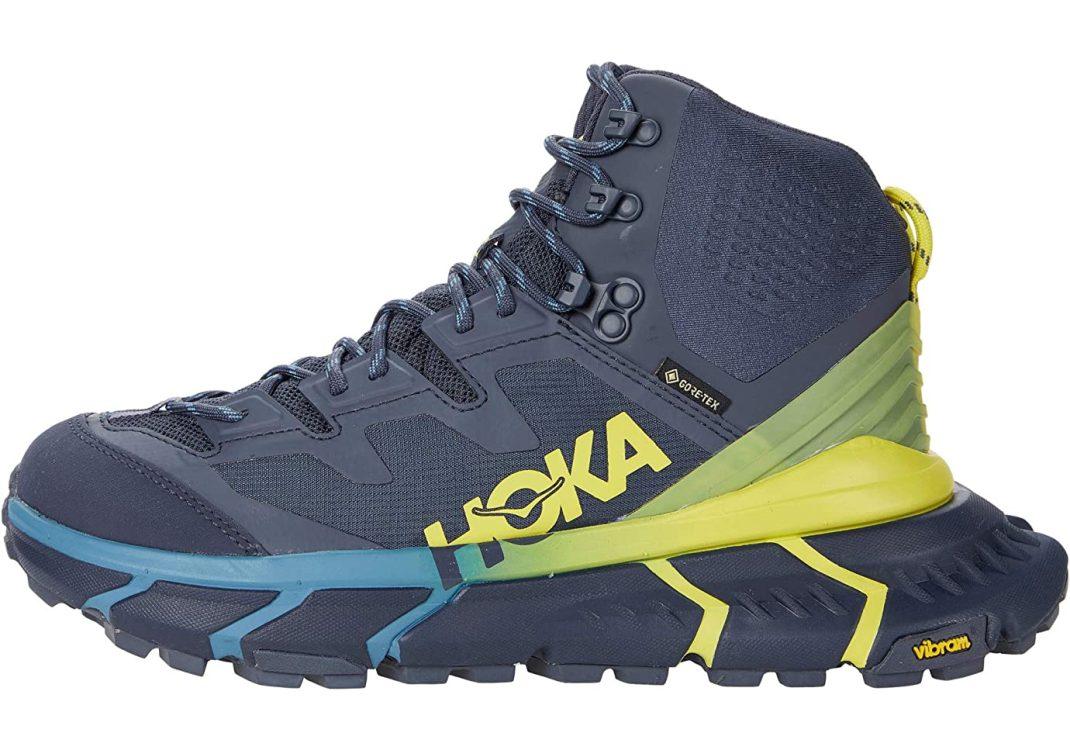 Hoka One One TenNine Hike GTX Blue/Green