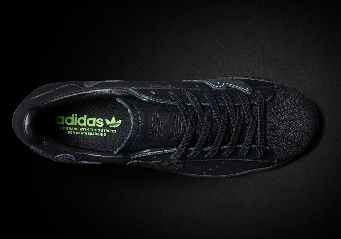 Adidas Superstar ADV «Shmoo»