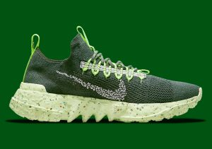 Nike Space Hippie 01 Carbon Green
