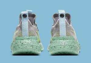 Nike Space Hippie 01 Healing Jade