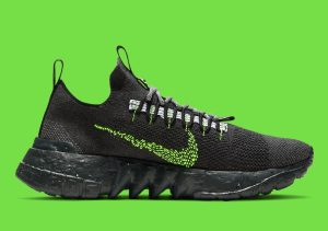 Nike Space Hippie 01 Anthracite