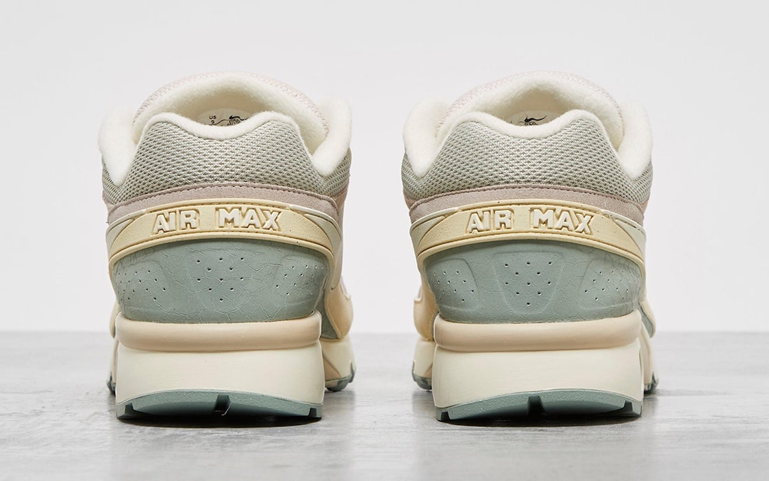 "Nike Air Max BW ""Light Stone"""