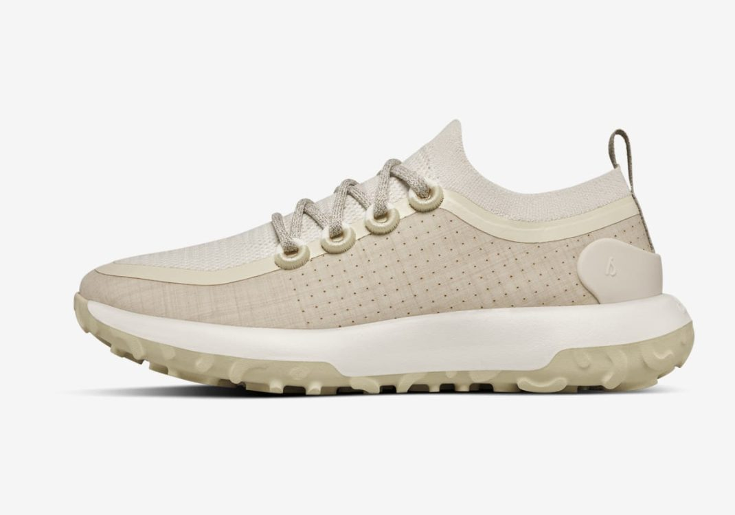 Trail Runners SWT Cream Sole