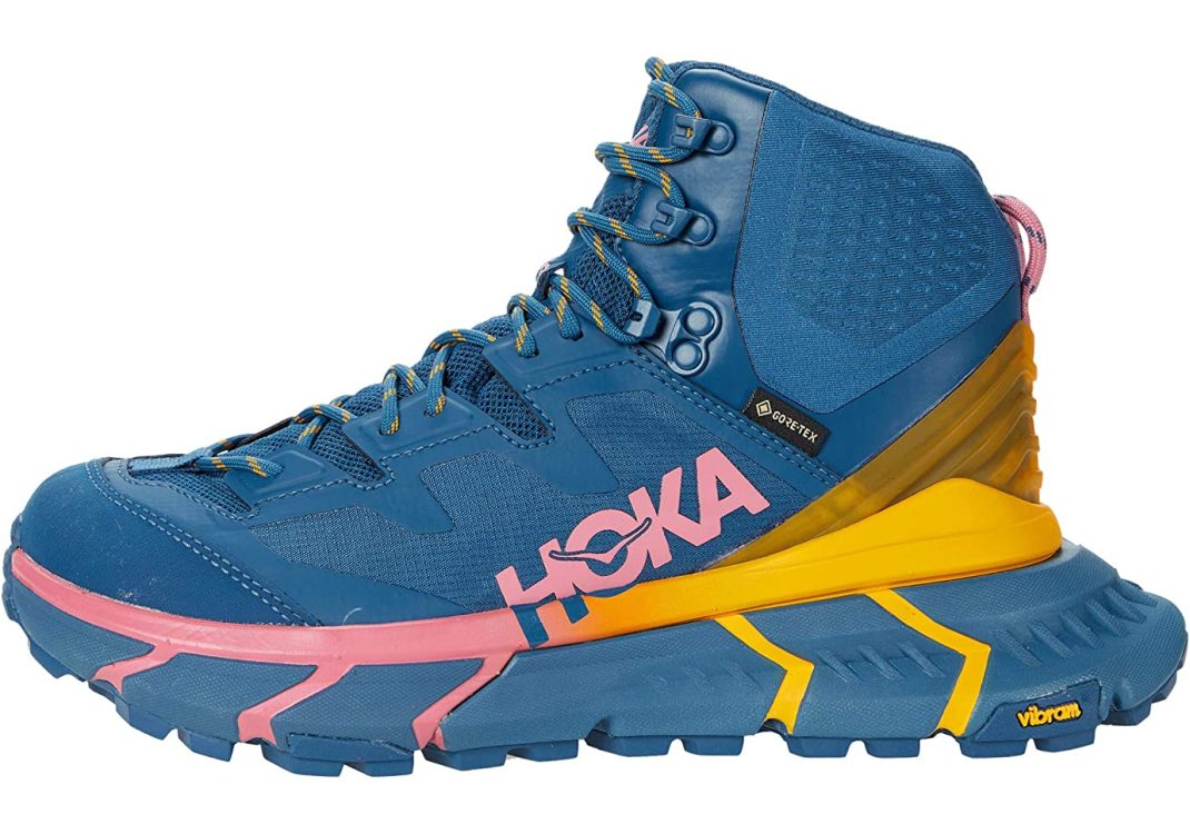Hoka One One TenNine Hike GTX Moroccan Blue/Saffron