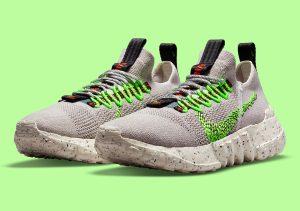 Nike Space Hippie 01 Vast Grey